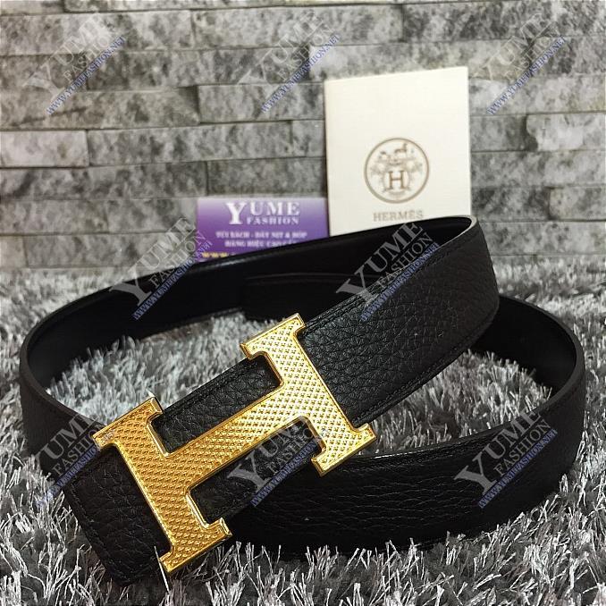 YUMEFASHION.NET - Dây Nịt Nam LV,Gucci,Burberry,Hermes,Ferragamo...Giá Cực Tốt - 45